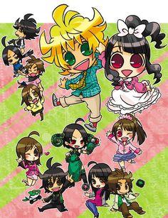 Chibi Sentai Cutes!