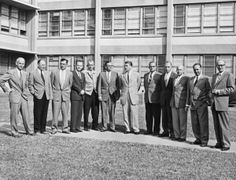 In 1950, around 130 German scientists from the German rocket program moved to Huntsville to work at the Ordnance Guided Missile Center. Soon they began to leave a cultural mark on the town, which included an annual Oktoberfest. (Deutsches Museum)