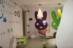 Vinyl decoration at casa decor, made by eugeniashaw