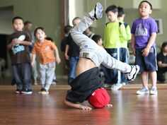 For B-Boys and -Girls Dance floor scene stealers adore Seattle's break-dance class for kids ages 2 to 6. Taught by Anna Banana Freeze, a member of the world-champion b-boy/b-girl crew, Massive Monkees, the free-form, emphasis-on-fun hip-hop sessions have munchkins popping and locking in no time. Mini Breaks Dance, 664 South King Street, Seattle (minibreaksdance.com).