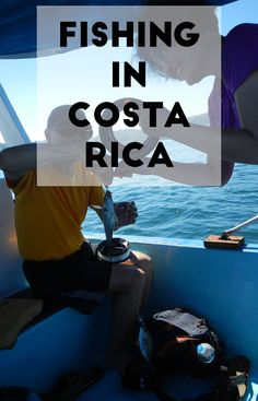 Fishing is a popular activity in Costa Rica since they have very healthy waters and tons of fish. See what it's like to go fishing with the locals of Playas del Coco