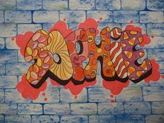 Designing a graffiti name tag was one of my daughter'srecent assignments for her art class. It involved delving into the history of graffiti, exploring different styles, and learning about the ter...