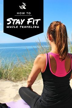 It's not easy to stay fit and healthy while you are on the road; however, it IS always achievable. Here are tips on how to stay fit as you travel! via http://iAmAileen.com/how-to-stay-fit-while-traveling-keep-in-shape/ #health #workout