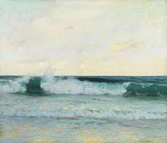 Breaking Wave, Adrian Scott Stokes