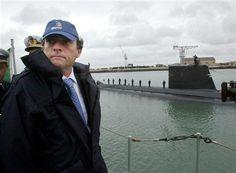 Desapareceram os documentos do negócio dos submarinos - JN