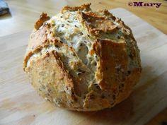 Pataleipä siemenillä Bread, Baking, Food, Brot, Bakken, Essen, Meals, Breads, Backen