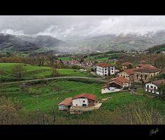 Valle del Baztan, Spain  Navarre