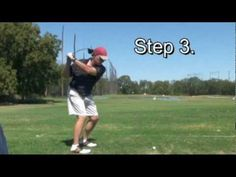 Great drill to help you maintain good form from start to finish in your swing. Pick it up and Turn drill will help you create a powerful swing with the club off the ground.