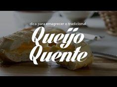 Emagrecendo o Queijo Quente | Dicas de Bem-Estar - Lucilia Diniz - YouTube