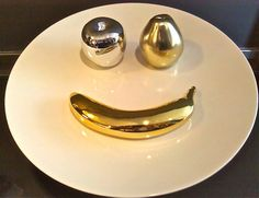 Pols Potten Plate with Fruit Smile #Waldraud
