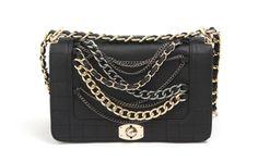 Tiered Chain Handbag // Storets.com // #STORETS #Accessories
