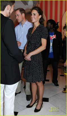 Prince William and Kate in Ottawa