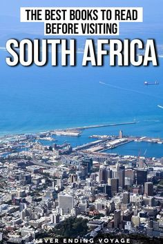 All the best books to read before travel to South Africa