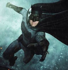 """Best cinematic Batman costume. #DCMarvelFans"""