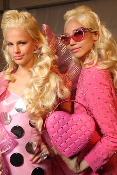 Barbie girls the world over, Rejoice! Moschino just made hot pink seriously cool... po.st/Y4O9Lg