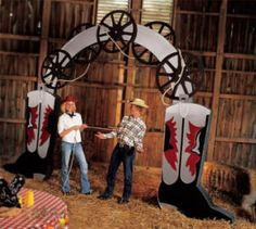 Country Birthday Party Ideas | : Depending which part of the country you live in, a Western party ...