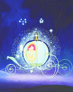 the disney princess Walt Disney, Cinderella Disney, Disney Dream, Disney Love, Disney Magic, Disney Films, Disney Art, Disney Princess, Cinderella Coach