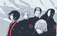 Suzuya Squad XIII x) @DaraenSuzu