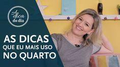 DICAS PARA ORGANIZAR/LIMPAR O QUARTO | A DICA DO DIA COM FLÁVIA FERRARI