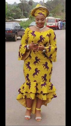 Mode femme couture africaine chic