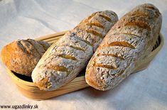 Bezlepkové bagety Gluten Free, Bread, Food, Basket, Bakery Business, Thermomix, Glutenfree, Brot, Essen