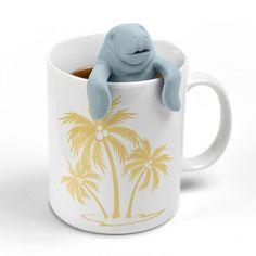 Tè uovo OCTOPUS regalo filtro tè