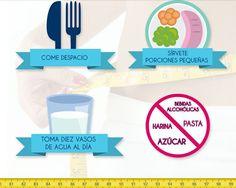 Al consumir tus alimentos, toma en cuenta estos tips para tener una mejor digestión http://www.comunidadorganica.com/