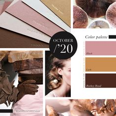 Pantone Colors: Blush, Lark, Rockey Road -- Follow Paper Couture Studio on Instagram and Facebook! @papercouturestudio --