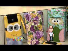 Porta Celular Carteira - Silvia Ramos Atelier - YouTube
