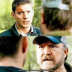 Supernatural Facts, Supernatural Season 11, Supernatural Episodes, Sam Winchester, Misha Collins, The Cw, Fact Quotes, Destiel, My Heart Is Breaking