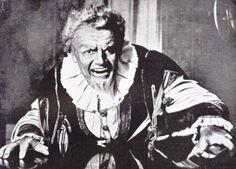 Tito Gobbi (1913-1984) als Rigoletto, samen met Vickers in Otello (als Jago)