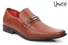 Men's leather slip on shoes are the durable and  stylish brands of shoes and can be worn with different men's outfits. They have been in demand since it was first  mended to be used.
