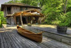 Boat house - Other Wallpaper ID 1221415 - Desktop Nexus Boats