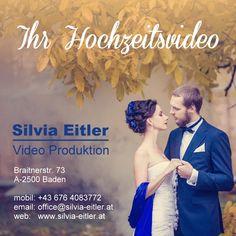 Die schönsten Momente immer wieder erleben! Erfahrt mehr zum Thema Hochzeitsvideo auf meiner Webseite! Film, Movie Posters, Movies, Website, Newlyweds, Memories, Nice Asses, Film Stock, Films
