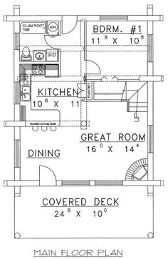 71 best cabins images on pinterest country homes small home plans