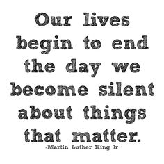 "Chuck Canady on Twitter: ""I will not be silent! #ThinkBIGSundayWithMarsha https://t.co/Kzzf560bOQ"""