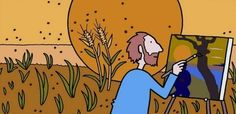 """VINCENT"" by Barbara Stok 