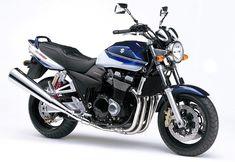 Suzuki GSX 1400 2005.