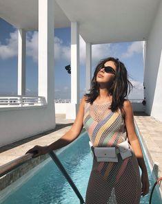 @nadia_mejia #COTTONONTRAVELS Tasha Thick Strap V Neck One Piece - $34.99 Nadia Mejia, Swimsuits, Bikinis, Swimwear, One Piece Swimsuit, Fashion Brand, Eyewear, Miami, Cool Outfits