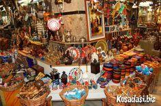 Kızlarağası Hanı Souvenirs, Izmir.