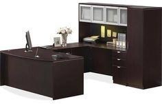 Modern U Shaped Desk