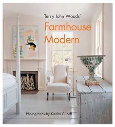 Terry John Woods' Farmhouse Modern | Rustic