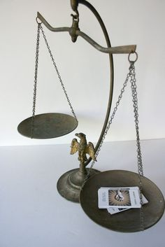 Bought these antique scales