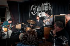 Billy Whitton and the Hepcats with Randal Muir, 1 Oct 2013