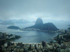 Rio from Rocinha
