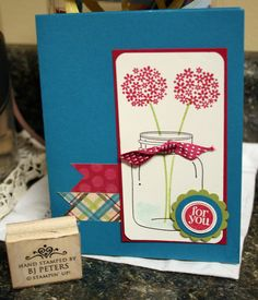 www.stampinbj.com   Stampin' Up! Perfectly Preserved