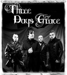 Three Days Grace <3