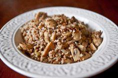 Вкусная гречка с грибами пошаговый рецепт с фото