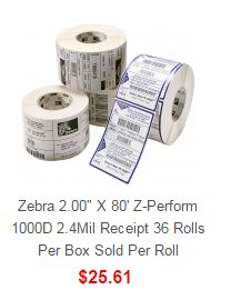 Search results for: 'Zebra zebra 4 1 c direct the l z perform 6 rolls carton sold roll'