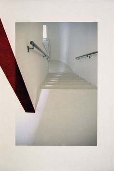 Popel Coumou. Untitled. 2007. Staircases, White Light, Mixed Media, Stairs, Kunst, Stairway, Ladders, Ladders, Mixed Media Art